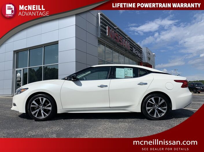 2016 Nissan Maxima 3.5 S High Point NC