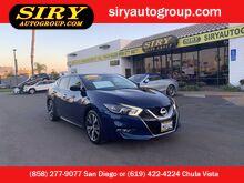 2016_Nissan_Maxima_3.5 S_ San Diego CA