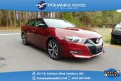 2016 Nissan Maxima 3.5 SL ** NAVI & SUNROOF ** ONE OWNER **