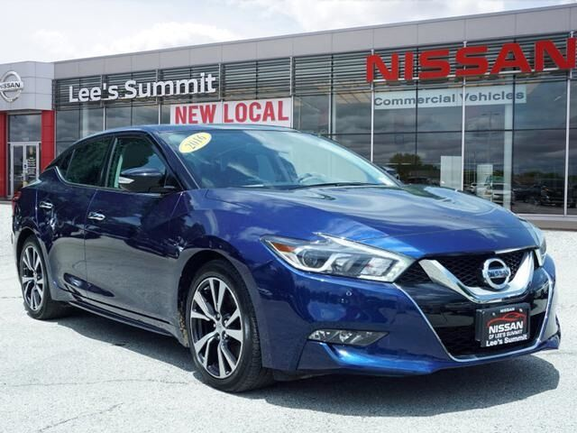 2016 Nissan Maxima 3.5 SL CERTIFIED Lee's Summit MO