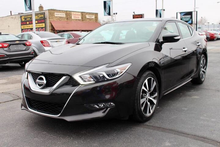 2016 Nissan Maxima 3.5 SL Fort Wayne Auburn and Kendallville IN