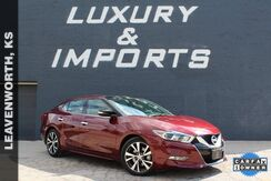 2016_Nissan_Maxima_3.5 SL_ Leavenworth KS