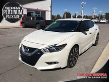 2016_Nissan_Maxima_3.5 SR_ Decatur AL