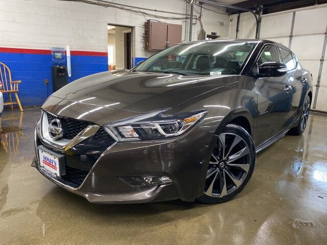 2016 Nissan Maxima 3.5 SR Worcester MA