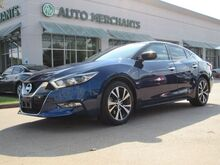 2016_Nissan_Maxima_3.5 SV CLOTH SEATS, NAVIGATION, BACKUP CAM, BLUETOOTH, SATELLITE RADIO, UNDER FACTORY WARRANTY_ Plano TX