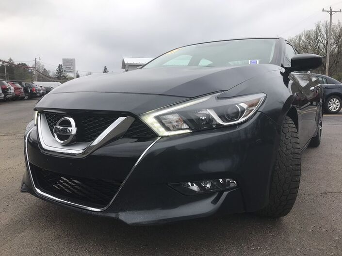 2016 Nissan Maxima 3.5 SV Rock City NY