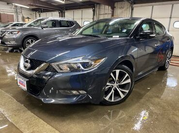 2016_Nissan_Maxima_3.5 SV_ Worcester MA