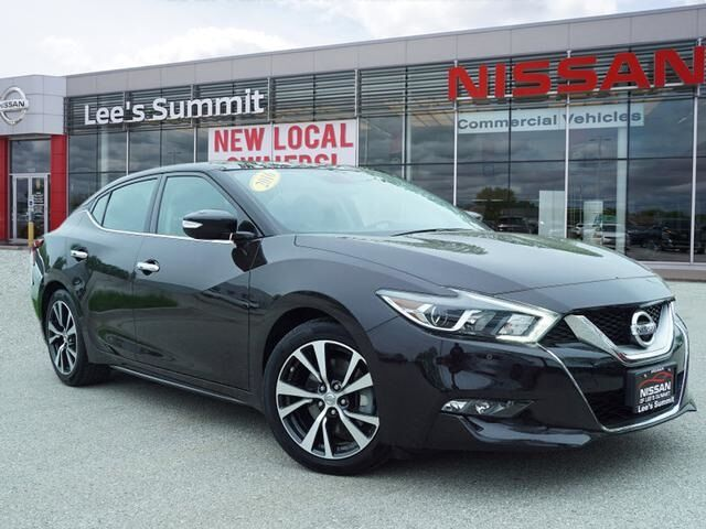 2016 Nissan Maxima Platinum Lee's Summit MO
