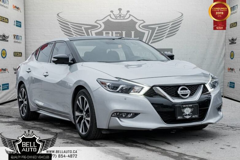 2016 Nissan Maxima Platinum, NAVIGATION, BACK-UP CAMERA, BLUETOOTH Toronto ON