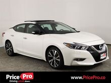 2016_Nissan_Maxima_Platinum w/Navigation/Sunroof_ Maumee OH