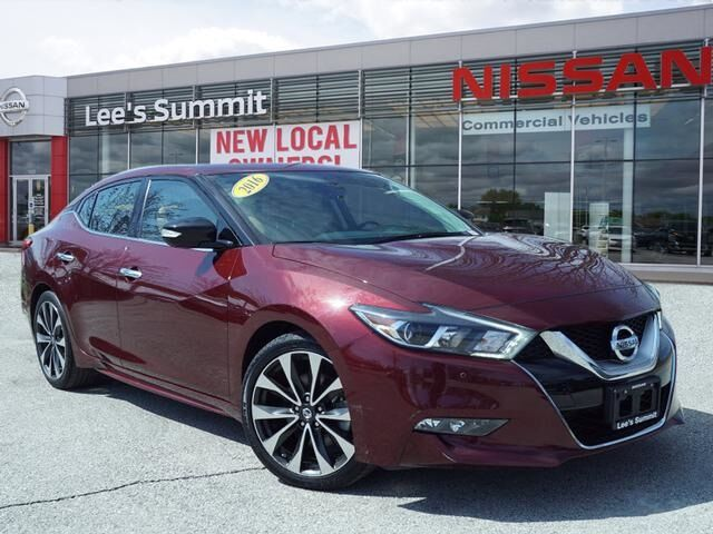 2016 Nissan Maxima SR Lee's Summit MO