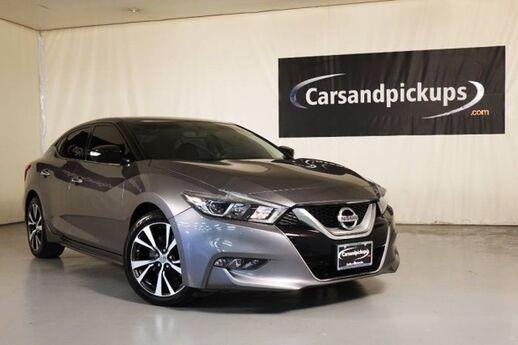 2016 Nissan Maxima SV Dallas TX