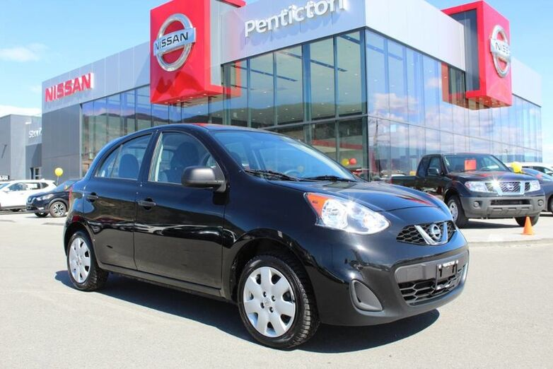 2016 Nissan Micra S, Manual, Great on Fuel, No Accidents Kelowna BC