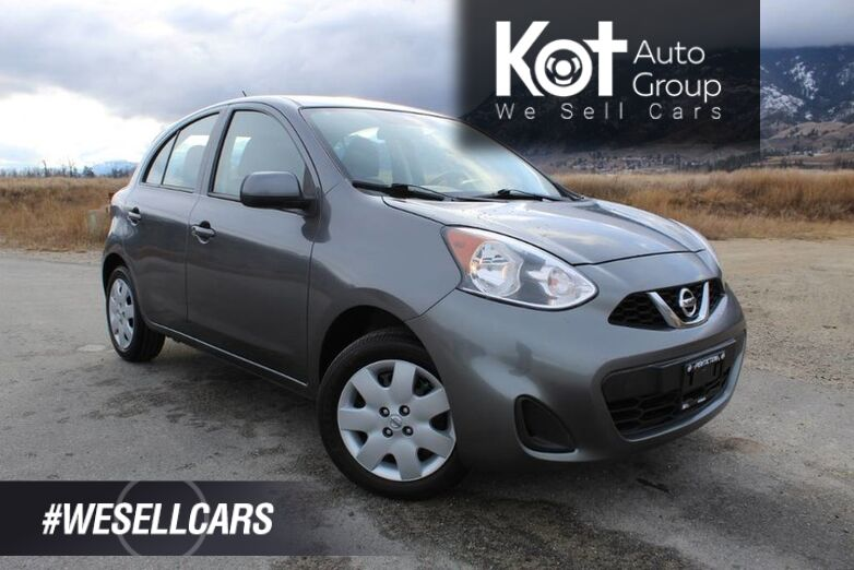 2016 Nissan Micra SV, Great on Fuel Penticton BC