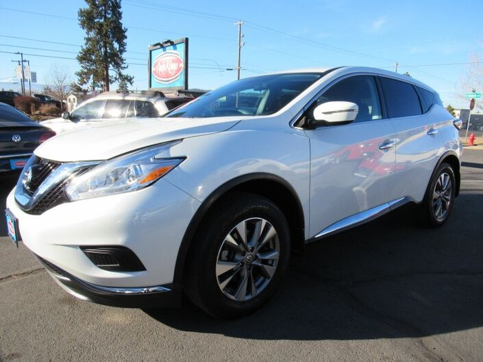 2016 Nissan Murano AWD 4dr S Bend OR