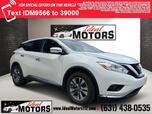 2016 Nissan Murano AWD 4dr S