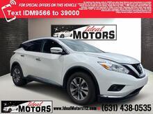 2016_Nissan_Murano_AWD 4dr S_ Medford NY