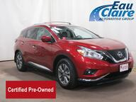2016 Nissan Murano AWD 4dr SL Eau Claire WI