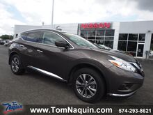 2016_Nissan_Murano_AWD 4dr SL_ Elkhart IN