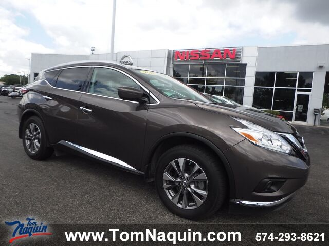 2016 Nissan Murano AWD 4dr SL Elkhart IN
