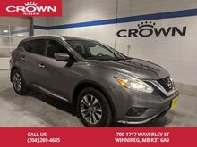 2016_Nissan_Murano_AWD 4dr SL *Leather/ Sunroof/ 360 Camera*_ Winnipeg MB