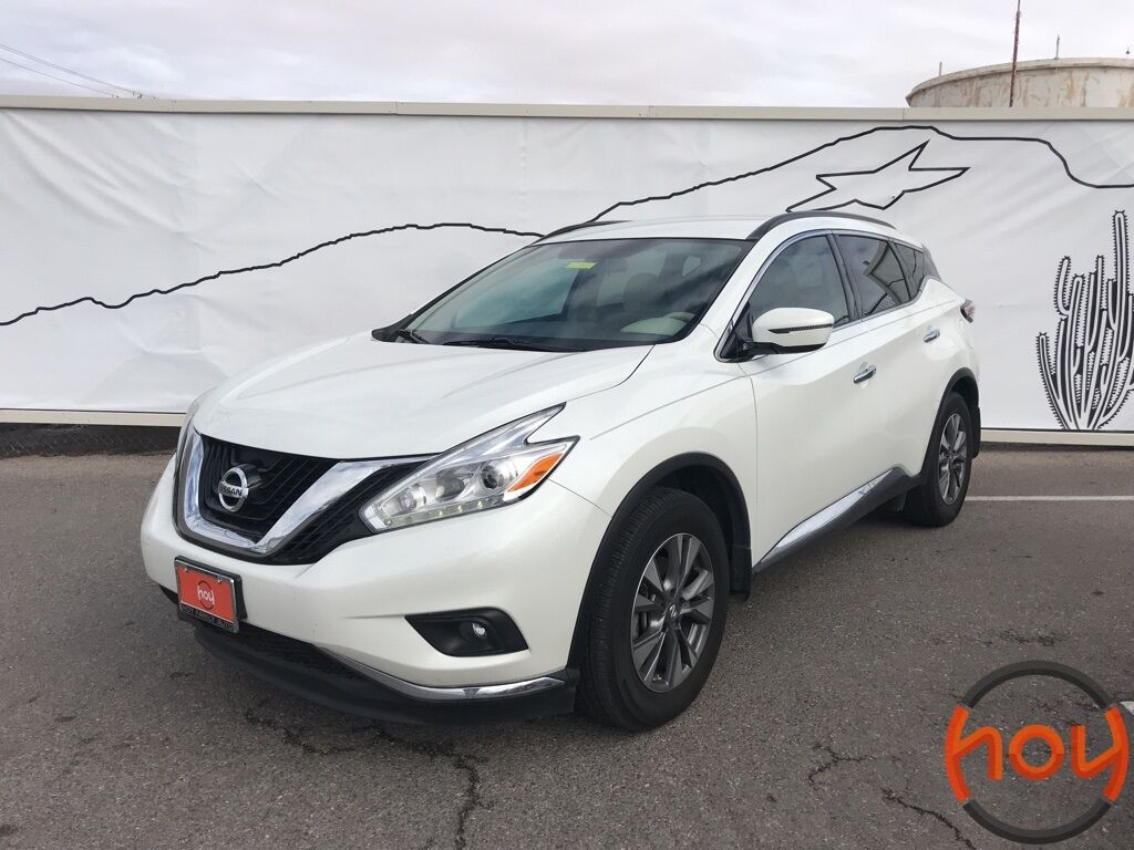 2016 Nissan Murano FWD 4dr SV