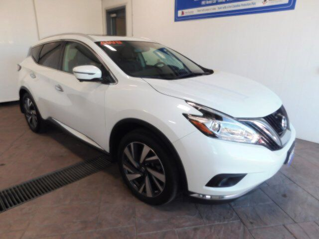 2016 Nissan Murano PLATINUM AWD LEATHER NAVI SUNROOF Listowel ON