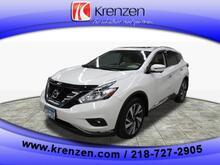 2016_Nissan_Murano_Platinum_ Duluth MN