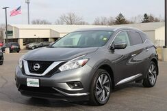 2016_Nissan_Murano_Platinum_ Fort Wayne Auburn and Kendallville IN