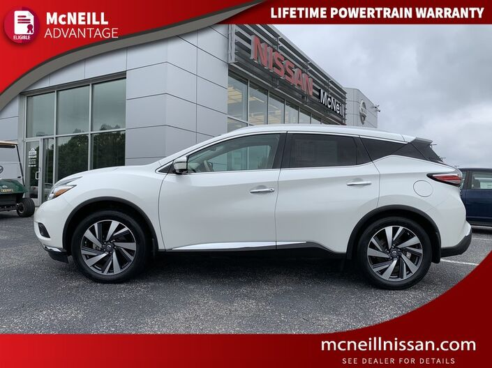 North Point Nissan >> Used Nissan Murano High Point Nc