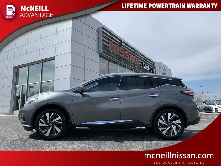2016 Nissan Murano Platinum High Point NC