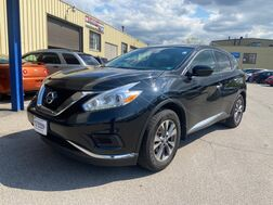 2016_Nissan_Murano_S_ Cleveland OH