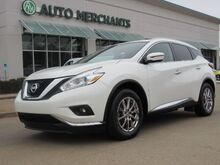 2016_Nissan_Murano_SL AWD ***SL Technology Package*** Panoramic Moonroof, Navigation System, Back-Up Camera, Blind Spot_ Plano TX