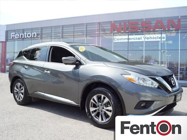 2016 Nissan Murano SL CERTIFIED Lee's Summit MO