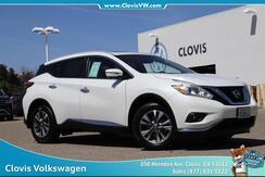 2016_Nissan_Murano_SL_ Clovis CA