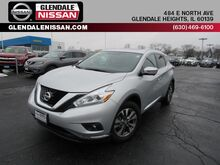 2016_Nissan_Murano_SL_ Glendale Heights IL