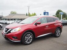 2016_Nissan_Murano_SL_ Salem OR