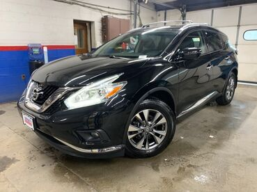 2016_Nissan_Murano_SL_ Worcester MA