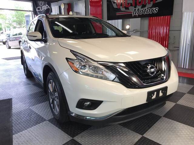 2016 Nissan Murano SV AWD 4dr SUV Chesterfield MI