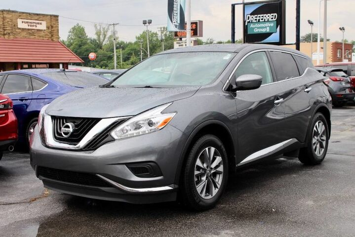 2016 Nissan Murano SV Fort Wayne Auburn and Kendallville IN