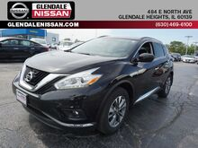 2016_Nissan_Murano_SV_ Glendale Heights IL