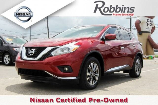 2016 Nissan Murano SV Houston TX