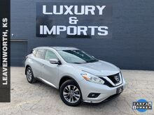2016_Nissan_Murano_SV_ Leavenworth KS