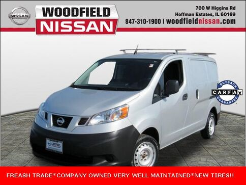 2016_Nissan_NV200_S_ Hoffman Estates IL