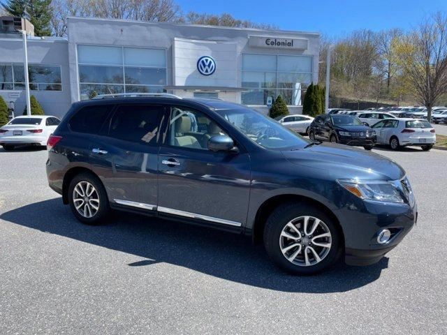 2016 Nissan Pathfinder 4WD 4dr SL Westborough MA