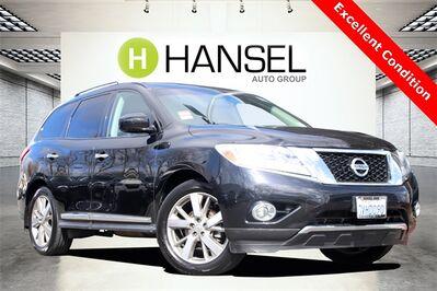 2016_Nissan_Pathfinder_Platinum_ Santa Rosa CA