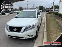 2016_Nissan_Pathfinder_Platinum_ Decatur AL