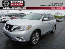 2016_Nissan_Pathfinder_Platinum_ Glendale Heights IL