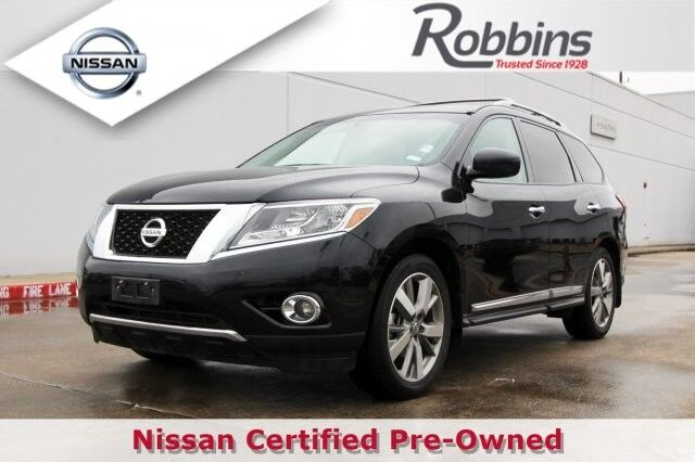 2016 Nissan Pathfinder Platinum Houston TX