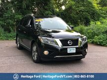 2016 Nissan Pathfinder Platinum South Burlington VT